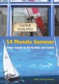 14 Monate Sommer (eBook, ePUB)
