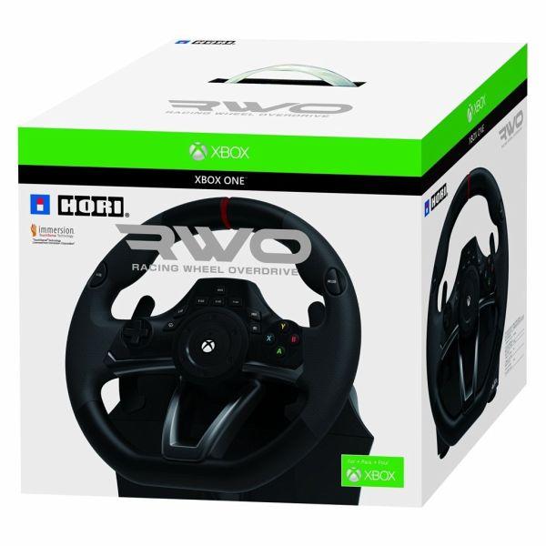 racing wheel lenkrad over drive f r xbox one portofrei. Black Bedroom Furniture Sets. Home Design Ideas
