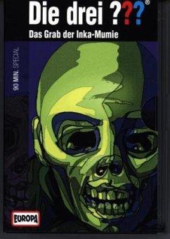 Die drei ??? - Das Grab der Inka-Mumie, 2 Cassetten
