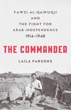 The Commander (eBook, ePUB) - Laila Parsons