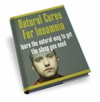 Natural Cures For Insomnia (eBook, PDF)