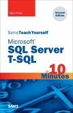 Teach Yourself Sql In 10 Minutes Pdf