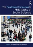 The Routledge Companion to Philosophy of Social Science (eBook, PDF)