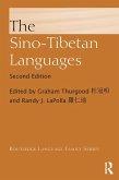 The Sino-Tibetan Languages (eBook, PDF)