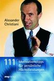 111 Motivationstipps für persönliche Höchstleistungen (eBook, ePUB)