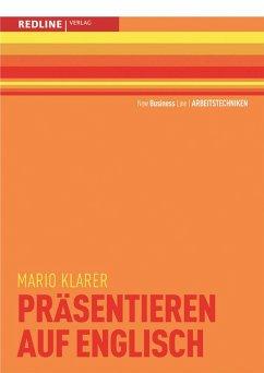Präsentieren auf Englisch (eBook, ePUB) - Klarer, Mario
