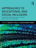 Approaches to Educational and Social Inclusion (eBook, PDF)