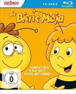Die Biene Maja - Komplettbox BLU-RAY Box