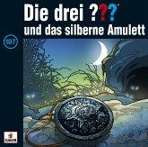 Das silberne Amulett / Die drei Fragezeichen - Hörbuch Bd.187 (Audio-CD)