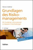 Grundlagen des Risikomanagements (eBook, PDF)