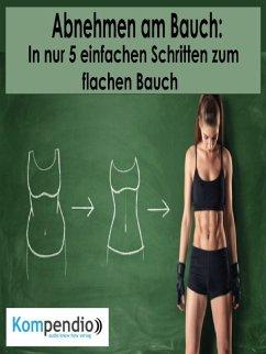 Abnehmen am Bauch: (eBook, ePUB) - Dallmann, Alessandro