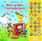 Mein großes Tierliederbuch - 27-Button-Soundbuch