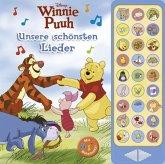 Disney Winnie Puuh: Unsere schönsten Lieder - 27-Button-Soundbuch
