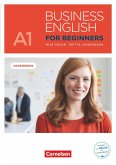 Business English for Beginners A1 - Kursbuch mit online Audios als Augmented Reality