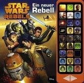 Star Wars Rebels: Ein neuer Rebell - 27 original Sounds - 27-Button-Soundbuch