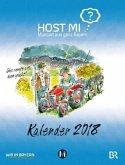 Host mi? - Mundart aus ganz Bayern - Wandkalender 2018