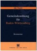 Gemeindeordnung für Baden-Württemberg, Kommentar