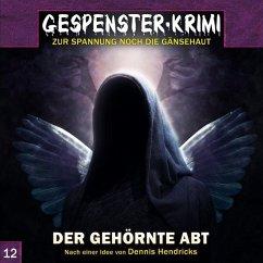 Gespenster-Krimi - Der gehörnte Abt, 1 Audio-CD