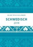Sprachkalender Schwedisch 2018