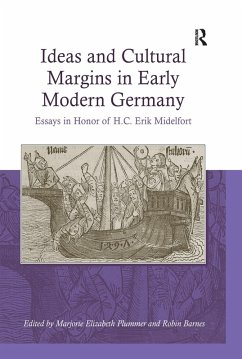 Ideas and Cultural Margins in Early Modern Germany (eBook, PDF)