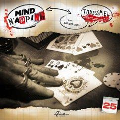 MindNapping, Folge 25: Todesspiel (MP3-Download) - Topf, Markus