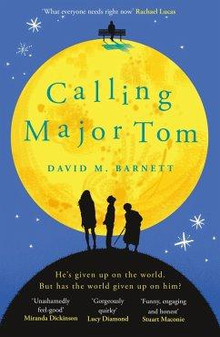 Calling Major Tom (eBook, ePUB) - Barnett, David M.