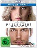 Passengers (Blu-ray 3D + Blu-ray)