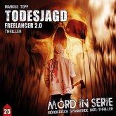 Mord in Serie, Folge 25: Todesjagd - Freelancer 2.0 (MP3-Download)