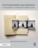 Photographers and Research (eBook, ePUB)