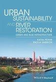 Urban Sustainability and River Restoration (eBook, ePUB)