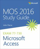 MOS 2016 Study Guide for Microsoft Access (eBook, PDF)