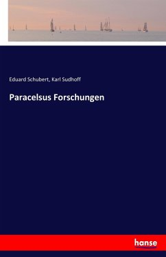 Paracelsus Forschungen
