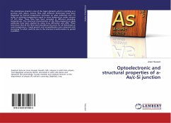 Optoelectronic and structural properties of a-As/c-Si junction