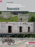 Die 50 bekanntesten archäologischen Stätten in Österreich (eBook, ePUB)