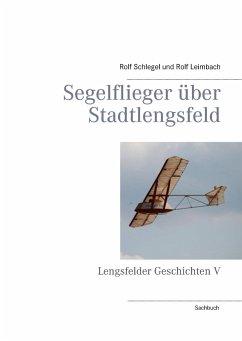 Segelflieger über Stadtlengsfeld - Schlegel, Rolf; Leimbach, Rolf