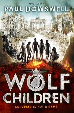 Wolf Children - Dowswell, Paul