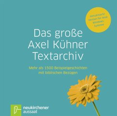 Das große Axel Kühner Textarchiv, 1 CD-ROM