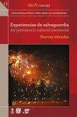 Experiencias de salvaguardia del patrimonio cultural inmaterial (eBook, ePUB)