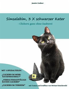 Simsalabim, 3 x schwarzer Kater - Lindner, Jasmin; Knischewski, Miriam