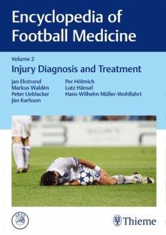 Encyclopedia of Football Medicine, Vol.2 - Ekstrand, Jan; Walden, Markus; Ueblacker, Peter; Karlsson, Jon