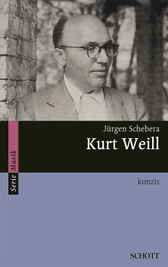 Kurt Weill (eBook, ePUB)