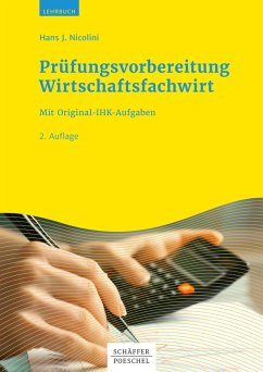 Prüfungsvorbereitung Wirtschaftsfachwirt (eBook, PDF) - Nicolini, Hans J.