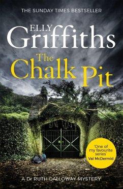 The Chalk Pit (eBook, ePUB) - Griffiths, Elly