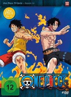 One Piece - TV-Serie Box - Vol. 15 DVD-Box