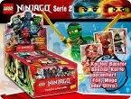 Lego Ninjago Serie Ii - Sammelkarten Booster