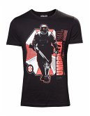 Resident Evil T-Shirt -L- Umbrella Soldat, schwarz