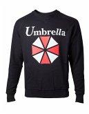 Resident Evil Sweater -L- Umbrella, schwarz