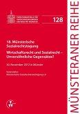 18. Münsterische Sozialrechtstagung (eBook, PDF)
