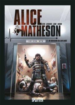Die Obsession des Sam Gibbs / Alice Matheson Bd.5 - Betbeder, Stéphane