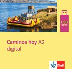 Caminos hoy A2 digital, USB-Stick / Caminos hoy